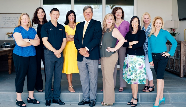 Picture of Trinity Advisory Services team